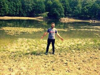 me..... au lac noir