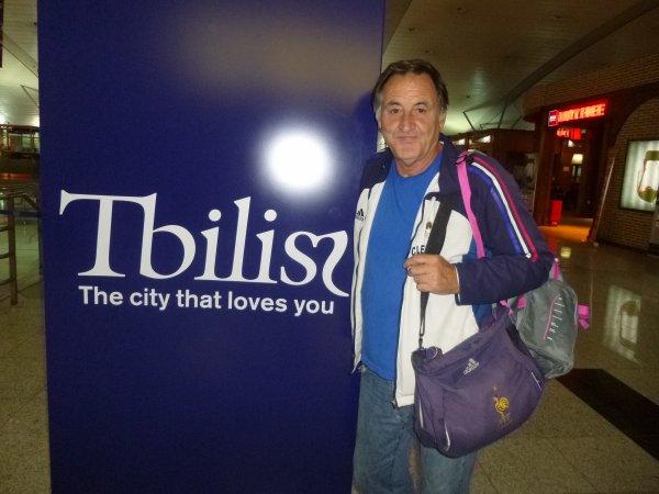 visite de TBILISI