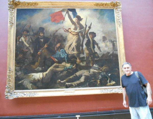 """(( suite )) de FRANCE / BELGIQUE  ........... avec visite du MUSEE  DU LOUVRE  .... et .."""" traditionnelle descente '' des CHAMPS  ELYSEES"""