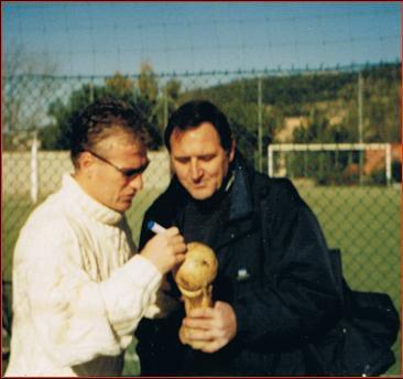 """--- HISTORIQUE  ---  cette COUPE  du Monde en ... bois .....et mon : 1ér BILLET  de mon .. 1ér match ( 16 juin 1982 )) ....bientot """""""" éxposés ''' au :::: MUSEE DU  FOOTBALL DE la  FIFA à ...ZURICH ....pour l'EURO  2016"""