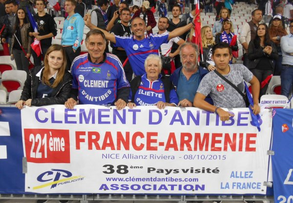 suite et FIN  :: FRANCE / ARMENIE :: 4 à 0