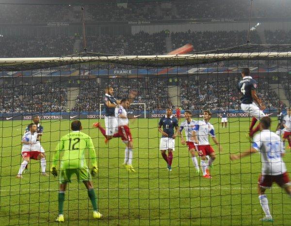 FRANCE / ARMENIE  :: 4 à 0