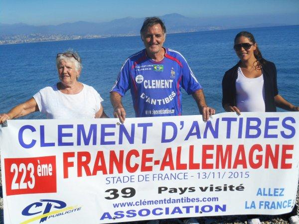 FRANCE/ ALLEMAGNE :: mon 223éme match  ...et   ...ANGLETERRE / FRANCE :: mon 224éme match ....798 match pour les BLEUS   §§