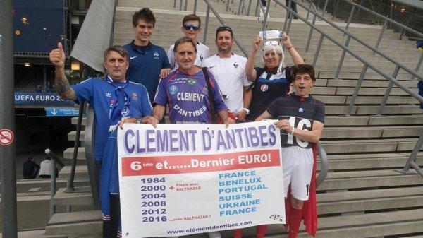 ((( suite et FIN  ))) 6 éme et dernier EURO  ... et 228éme match pour FRANCE / ROUMANIE avec BALTHAZAR  ...mais privé de stade !!