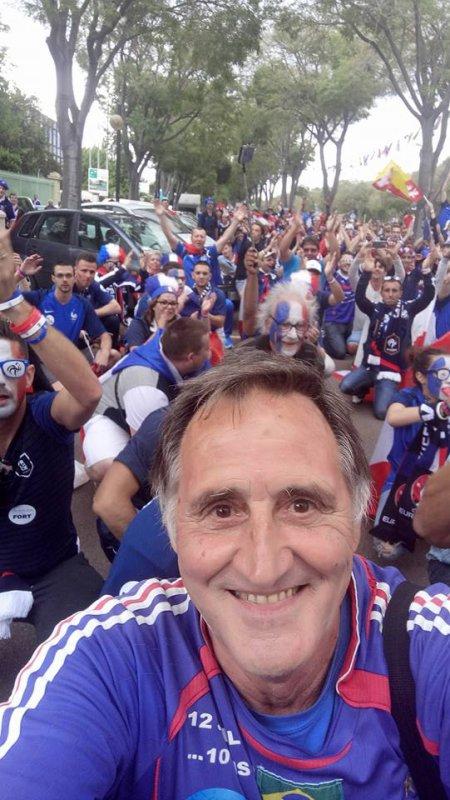 (( 6éme ....EURO 2016 ..229éme match à MARSEILLE pour FR /ALBANIE ( 2 à 0 ) ...avec BALTHAZAR  ..mais privé de stade !!