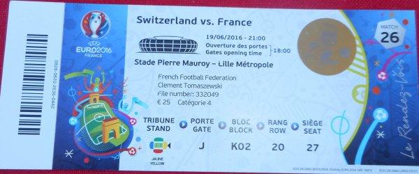 -- EURO 2016  -- (( 6éme et ..dernier )) .aprés PARIS  et MARSEILLE , départ ce samedi matin 18 juin pour LILLE , en train pour :: FRANCE / RUSSIE ....et avec Balthazar ..bien sur !!