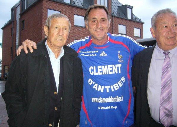 Hommage à Mr RAYMOND KOPA , Légende du football français