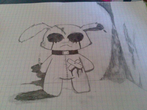 Petit dessin pas encor fini :)