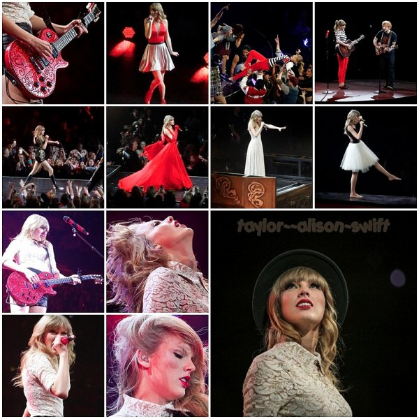 RED TOUR (NIGHT 1&2)