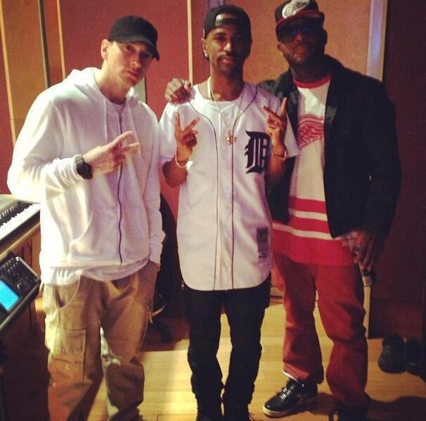 Em' + Big Sean + Keely Nosugref + Royce Da 5'9