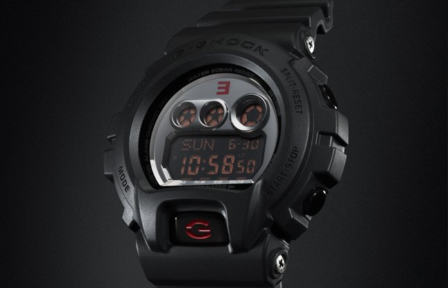 Eminem/ G-Shock/ Tweeter