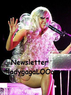 Newsletter de ladygagaLOOoove!!