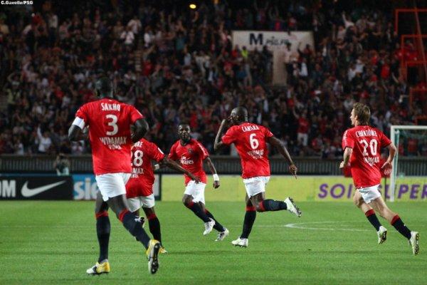 Saison 2o1o/2o11 - Ligue 1- 35ème Journée - 10.05.11 à 21:00