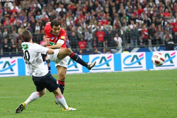 Saison 2o1o/2o11 - Coupe de France Finale - 14.05.11 à 20:45