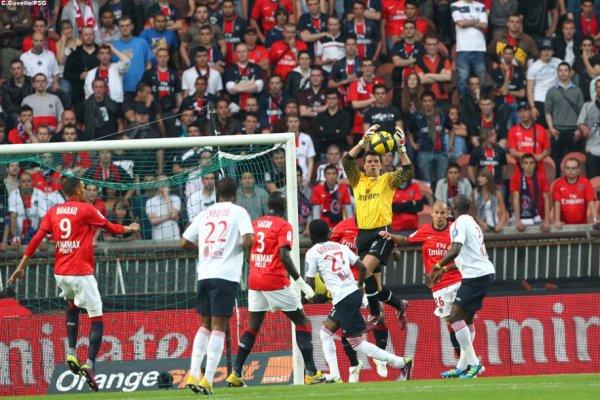 Saison 2o1o/2o11 - Ligue 1- 37ème Journée - 21.05.11 à 21:00