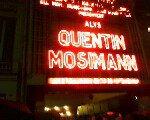 Quentin Mosimann à l'Olympia x3 ^^ = Du Pur et Grand Bonheur x3 ^^...