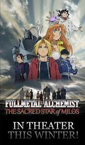 Fullmetal Alchemist Brotherhood LE FILM !!!!