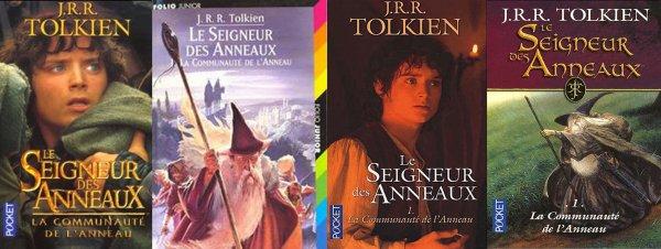 Livre: La communauté de l'Anneau