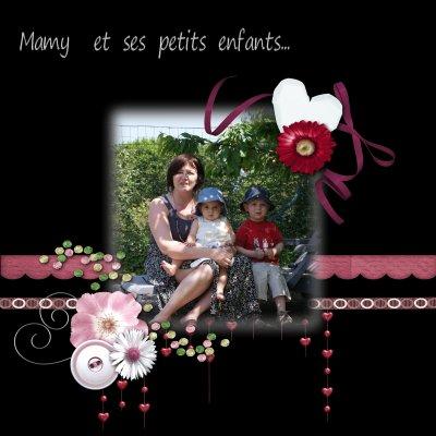 Mamy & ses petits enfants...