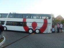 Un bus trop bas.