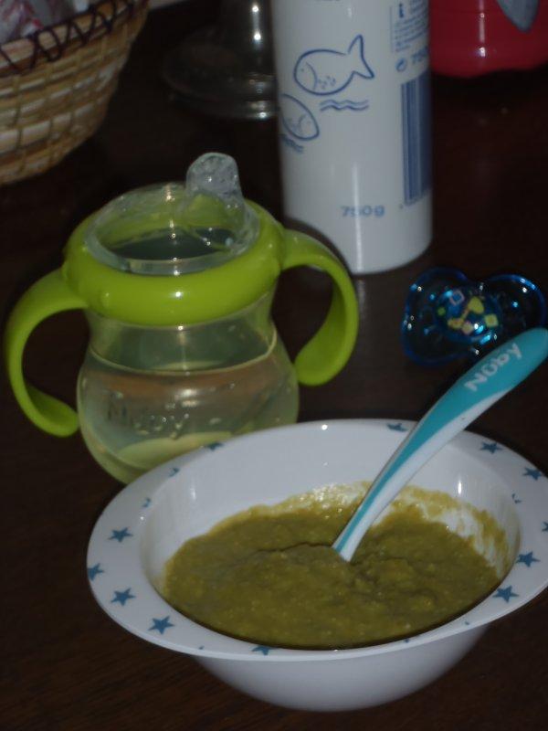 recette de bebe 1er petit pot maison fait par maman les recettes facile de caroline