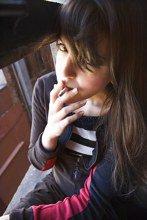 La première cigarette