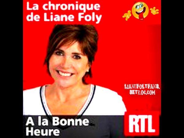 La chronique de Liane Foly - RTL