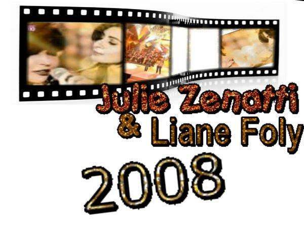Liane foly et Julie Zenatti - True Colours