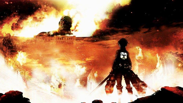 Shingeki no Kyojin | L'attaque des Titans