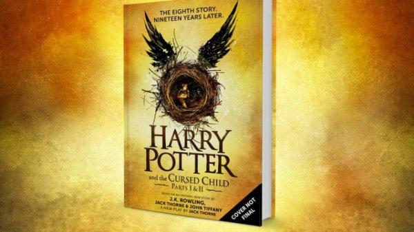 Harry Potter et l'enfant Maudit (d'après une nouvelle histoire originale de J.K.Rowling) John Tiffany et Jack Thorne