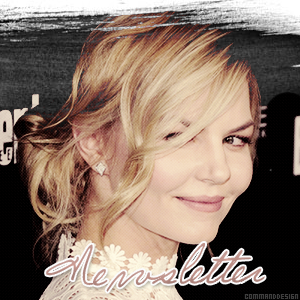 Jennifer Morrison Newsletter