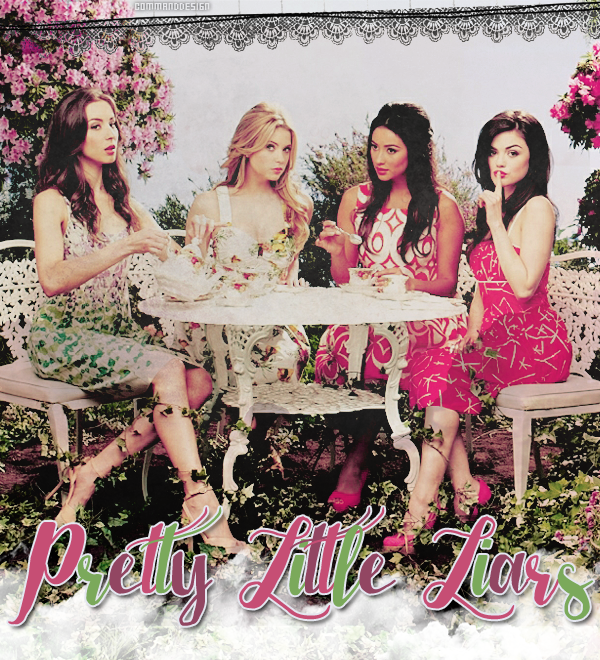 Pretty Little Liars Grande création