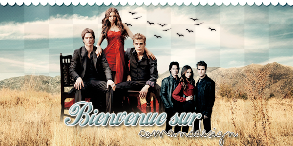Vampire Diaries Bienvenue
