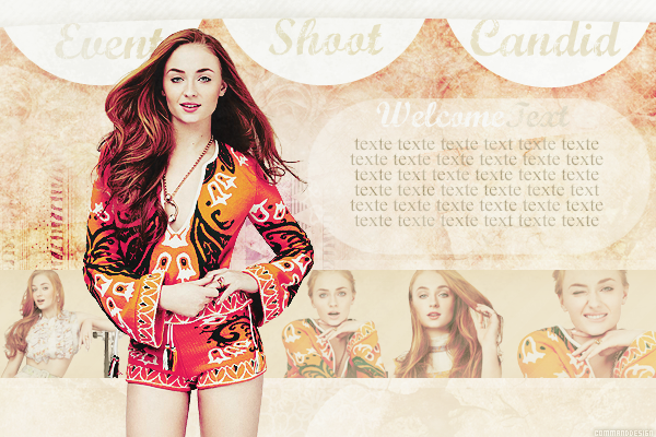 Layout Sophie Turner