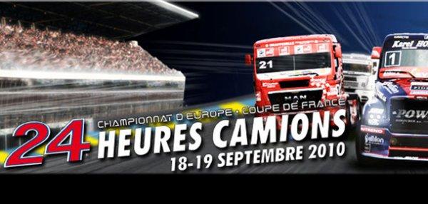24 Heures du Mans Camion 2010