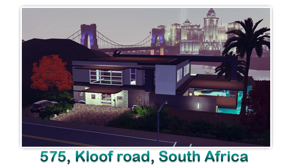 575, Kloof road, South Africa