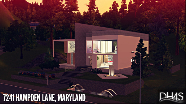 7241 Hampden Lane, Maryland