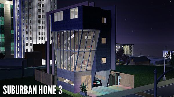 Suburban Home 3