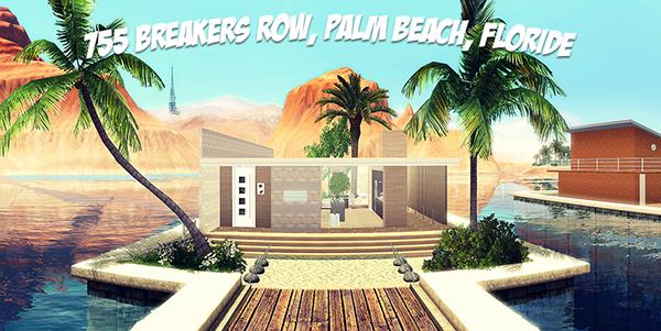 755 Breakers Row, Palm beach, Floride
