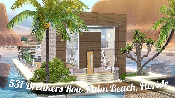 531 Breakers Row Plam Beach, Floride