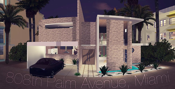 808th Palm Avenue, Miami
