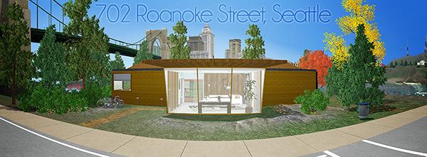 702 Roanoke Street, Seattle