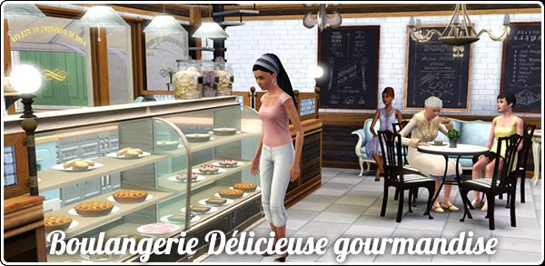 Boulangerie Délicieuse Gourmandise