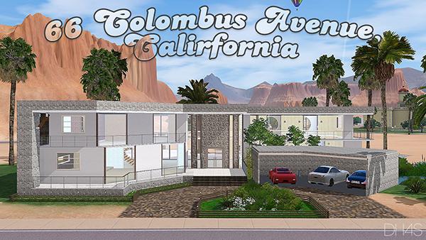 66 Colombus Avenue, California