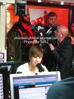 Justin en France aujourd'hui