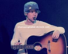 Justin nominé au Grammy!