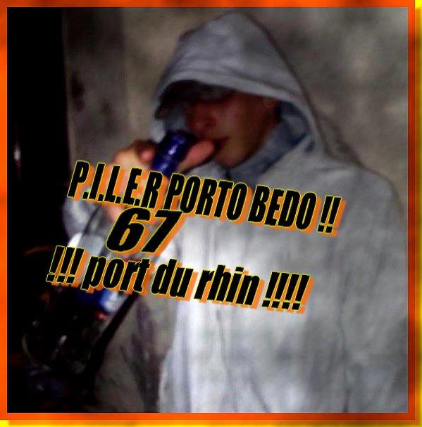 La Rage  / P.I.L.E.R ft LE 6 bienvenu a porto bedo  (2012)