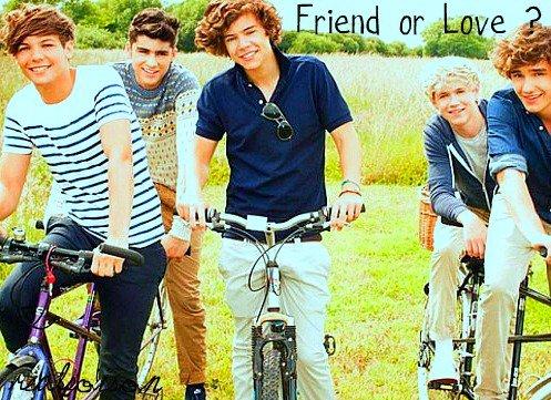 Friend or Love ?