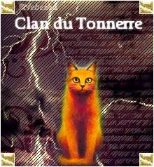 Le clan du Tonnerre!