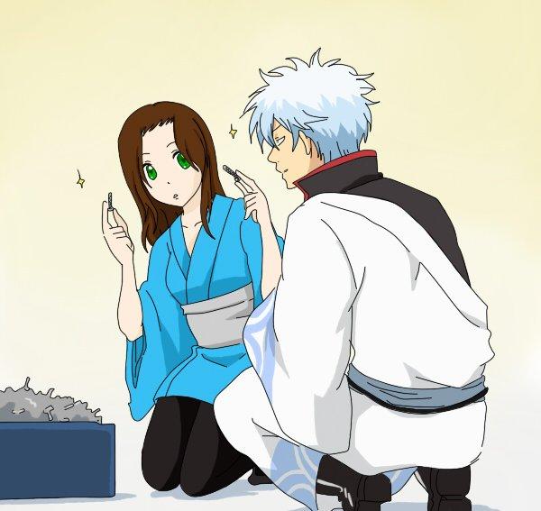 Bizon et Gintoki ~ xSweetieHeart